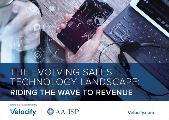 Study: Is Your Team Prepared for the Coming Wave of Sales Tech Innovation?