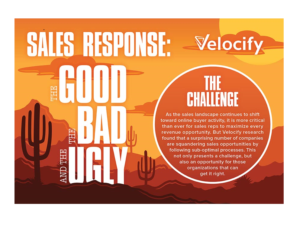 The Good, Bad, and Ugly of Sales Lead Response [Infographic]
