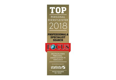 Focus Top-Personaldienstleister