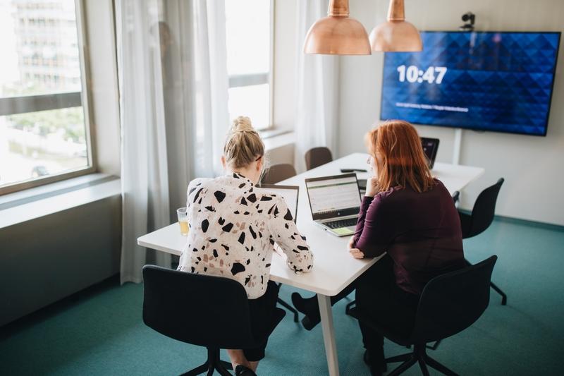Digitale Meetings