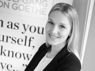 Charlotte Reinholz Head of Talent Acquisition