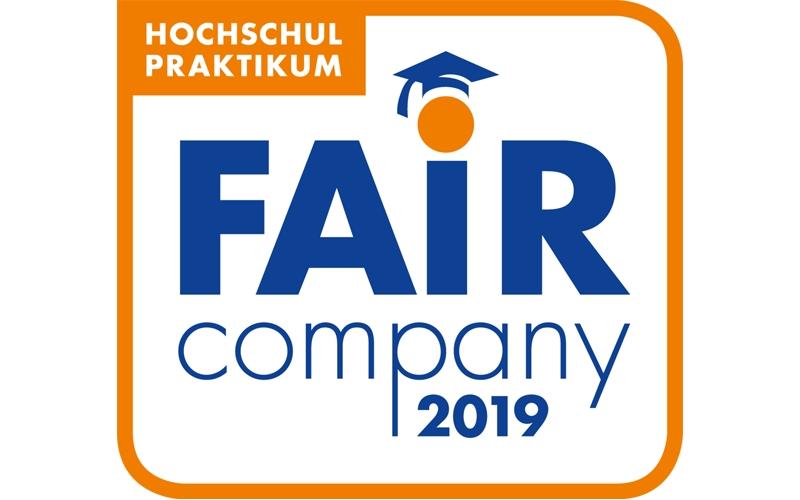 Auszeichnung: Fair Company 2019