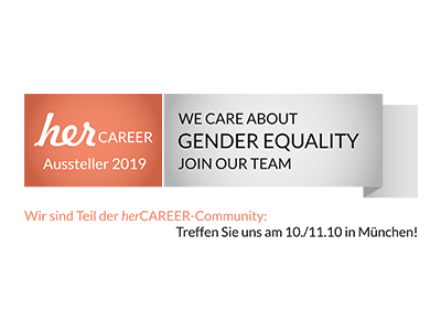 Logo Her-Career Gender Equality