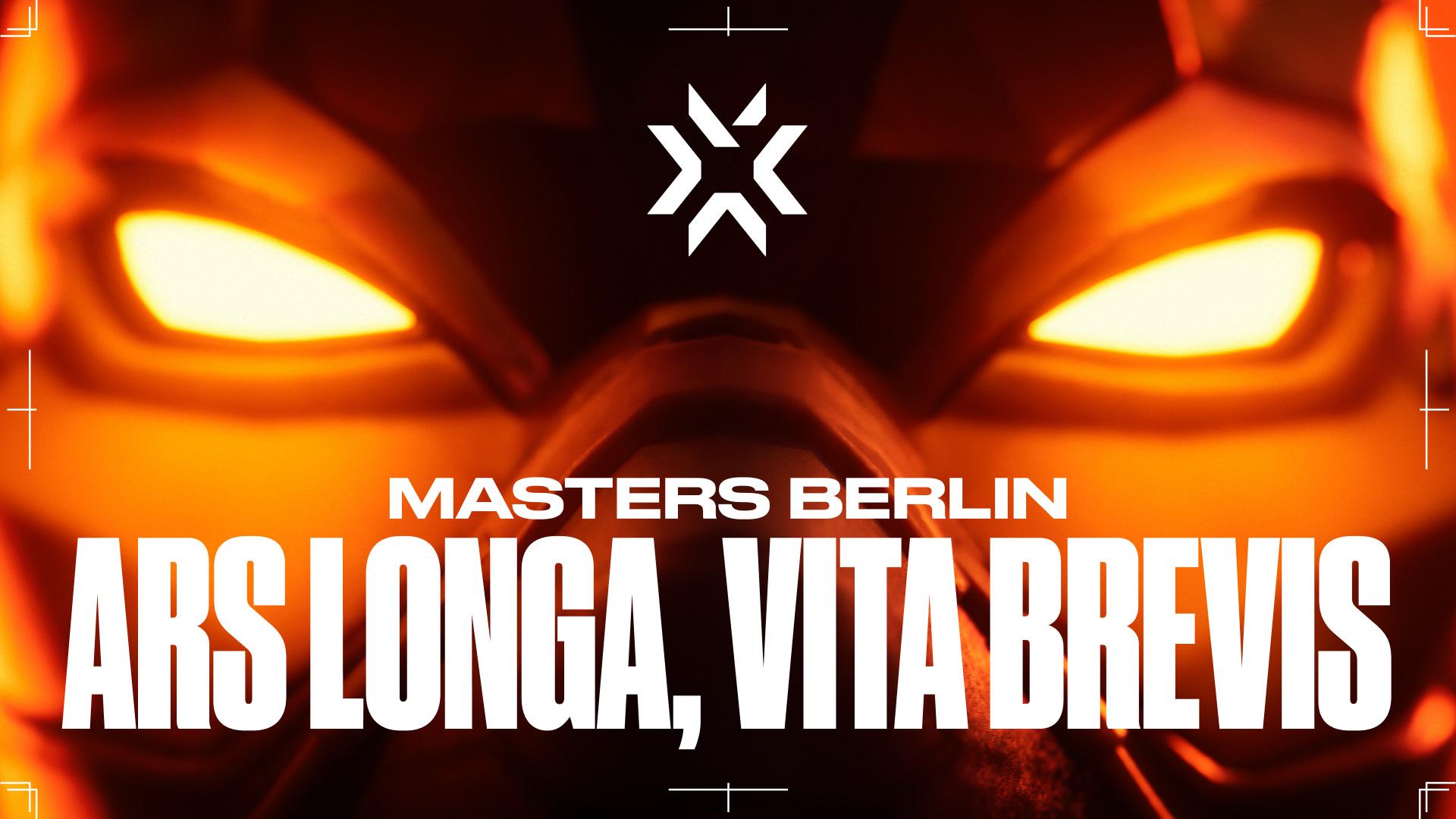 Ars Longa, Vita Brevis - 柏林大師賽宣傳影片