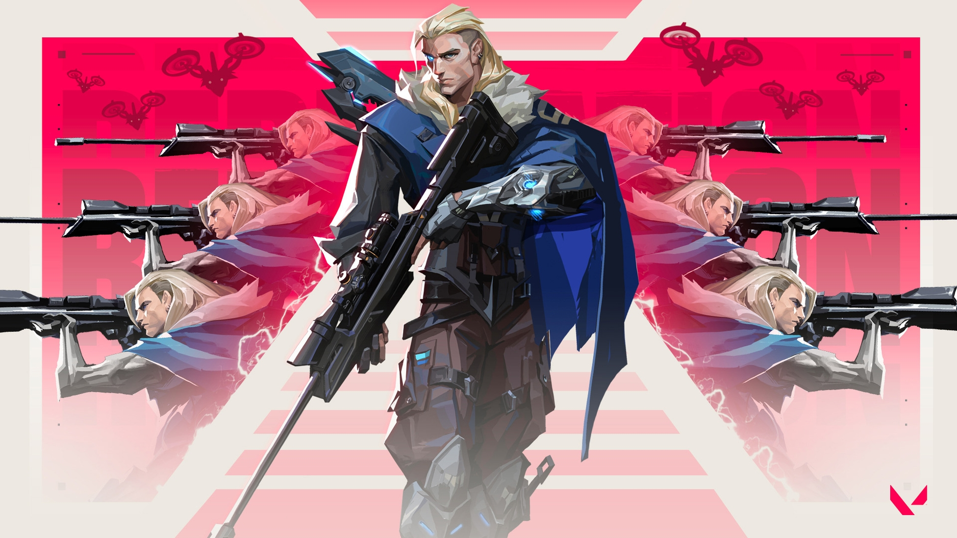 VALORANT: Riot Games' competitive 5v5 character-based tactical shooter