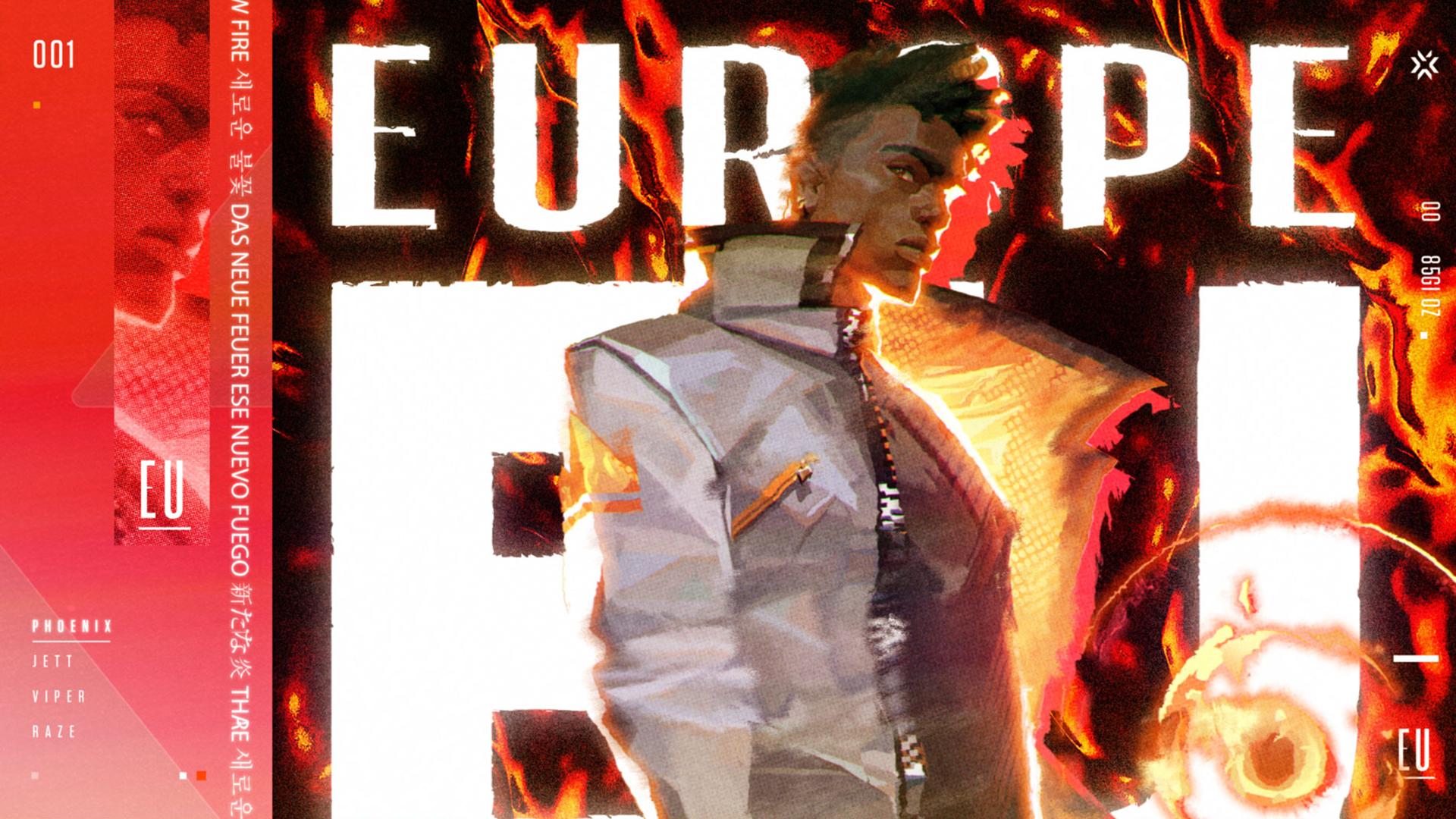 Evento principal de First Strike: Europa de VALORANT – Los equipos