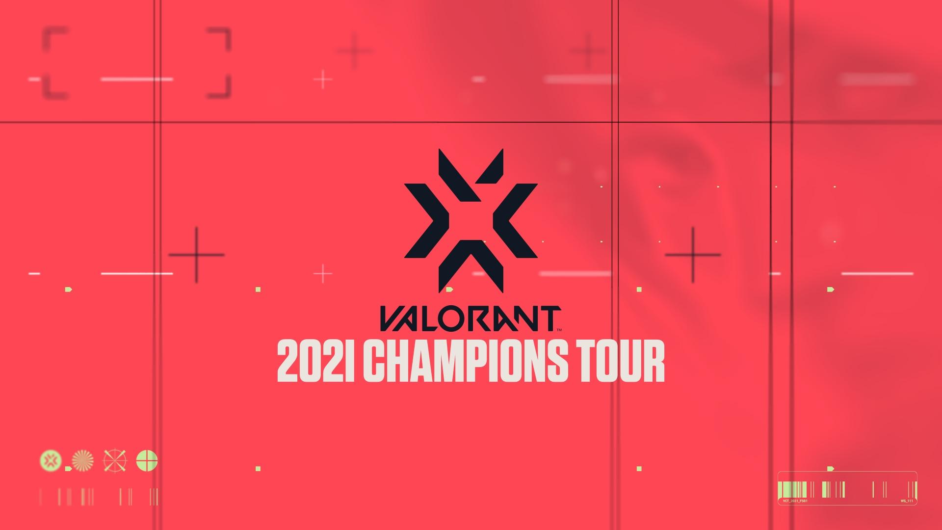 「2021 VALORANT Champions Tour」開催のお知らせ