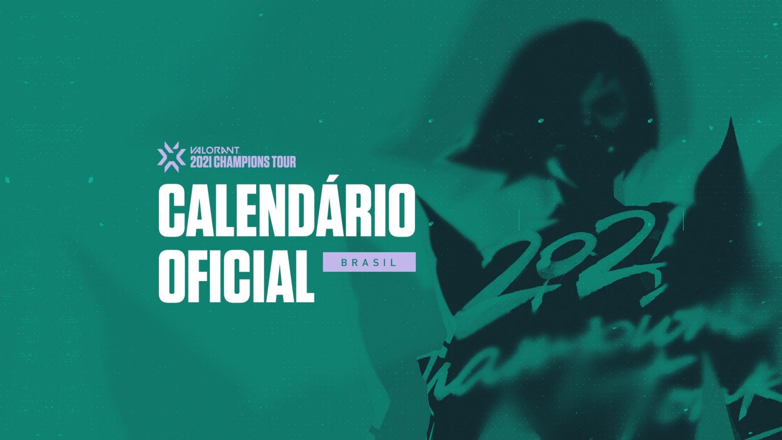 VALORANT Challengers Brazil - Etapa 1: Calendário Oficial