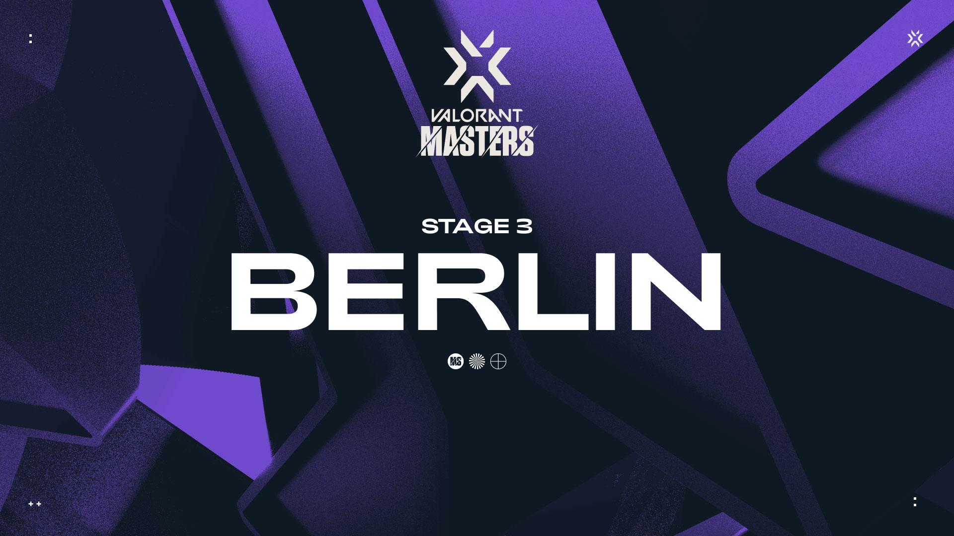 德國柏林將舉辦第3階段大師賽