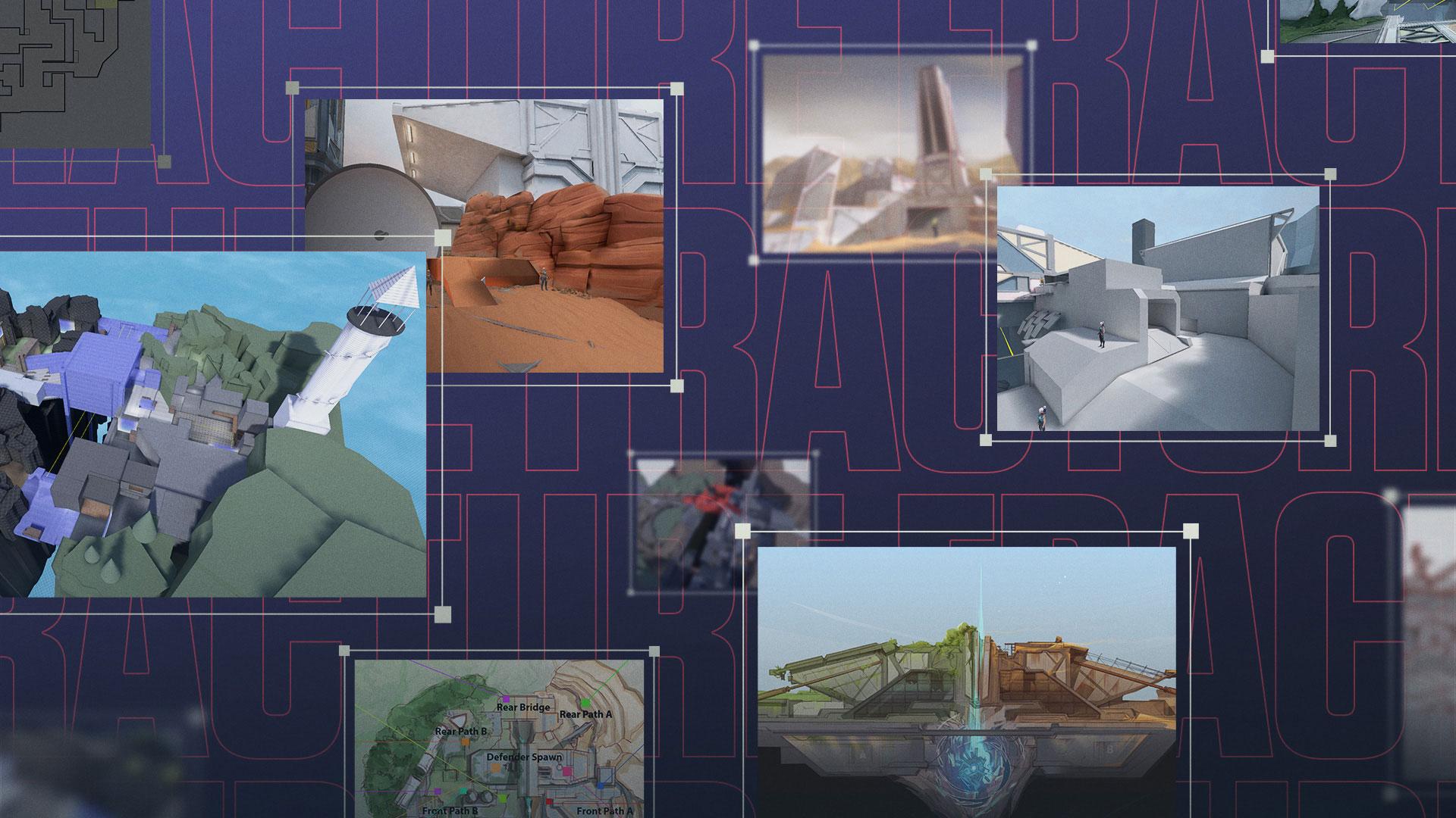 精心設計的分裂世界:打造《特戰英豪》的天漠之峽