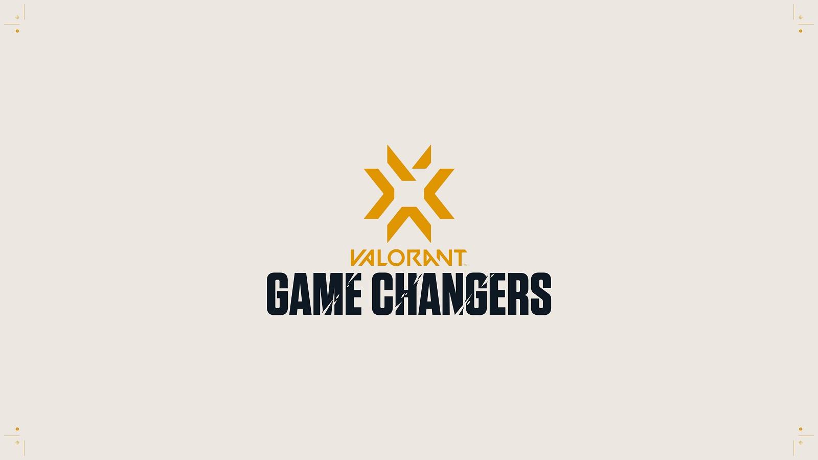 발로란트 게임 체인저스를 소개합니다!