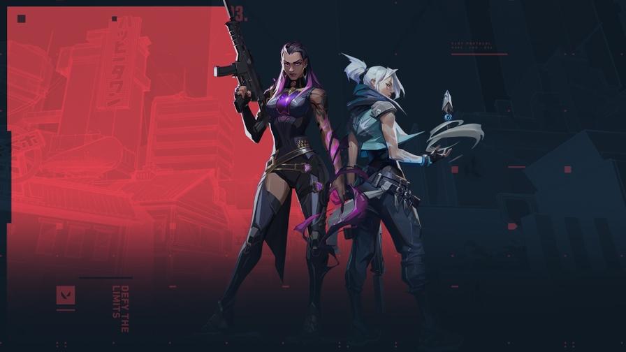 VALORANT: tựa game bắn súng chiến thuật cạnh tranh 5 đấu 5 lấy các nhân vật  làm nền tảng từ Riot Games