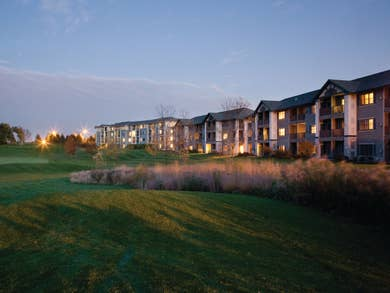 Lake Geneva Resort property building