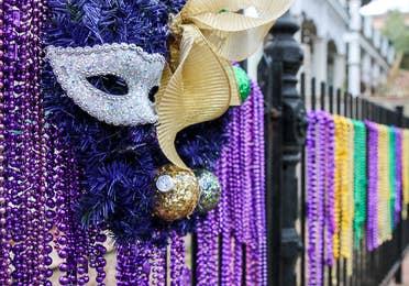Mardi Gras World new New Orleans Resort.