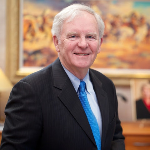 Spence Wilson, Chairman of the Board at Holiday Inn Club Vacations
