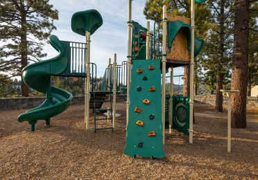 Playground at Tahoe Ridge Resort in Stateline, NV
