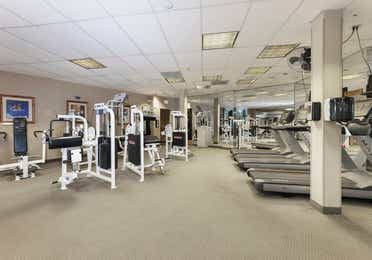 Fitness Center at Tahoe Ridge Resort in Stateline, NV
