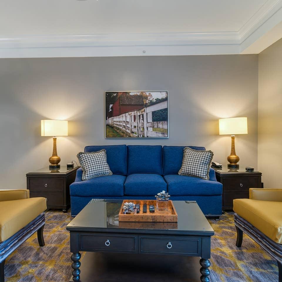 Two Bedroom Signature Collection At Williamsburg Resort Williamsburg Virginia Holidayinnclub Com