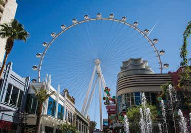 The LINQ in Las Vegas, Nevada.
