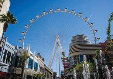 The LINQ in Las Vegas, Nevada.