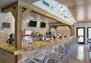 Gold Mine Bar & Grill at Desert Club Resort in Las Vegas