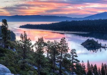 Lake Tahoe access from David Walley's Resort
