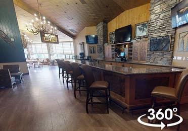 Bistro at Tahoe Ridge Resort in Stateline, Nevada.