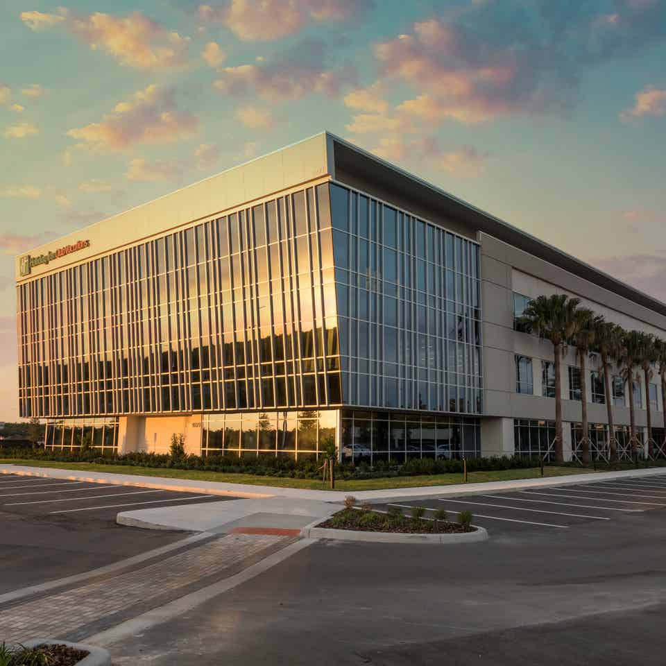 Corporate campus in Orlando, FL