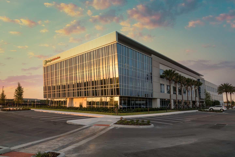 Corporate campus in Orlando, FL