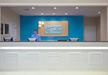 Lobby at South Beach Resort