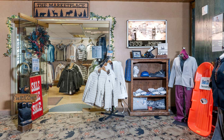 Tahoe Ridge Resort Marketplace in Stateline, NV
