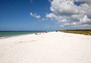 Tigertail Beach in Florida