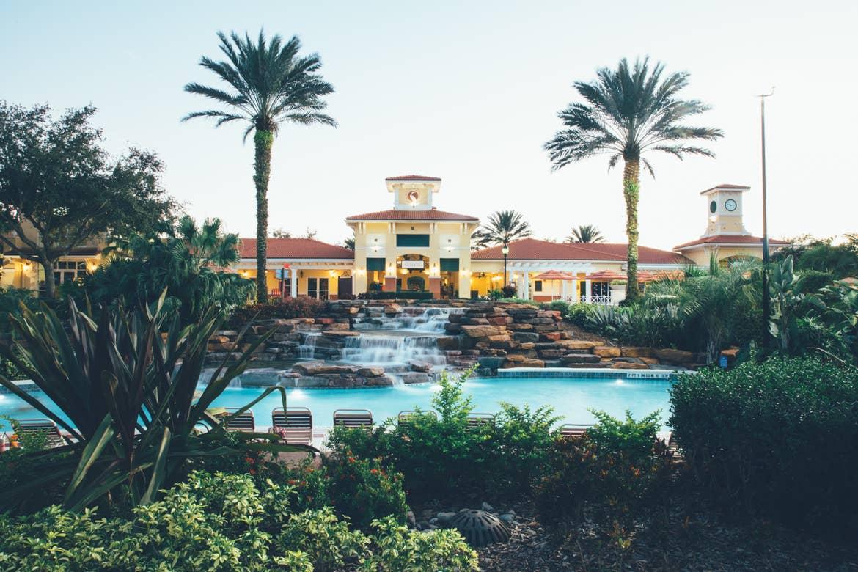 Orange Lake Resort's River Island