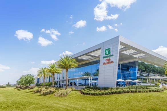 HICV Building shot