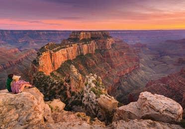 The Grand Canyon near Desert Club Resort in Las Vegas