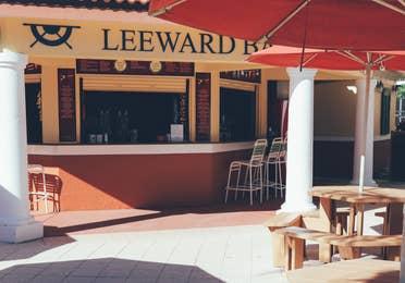 Leeward Pool Bar in River Island at Orange Lake Resort near Orlando, Florida