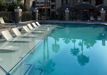 Activity Center Pool at Desert Club Resort in Las Vegas, Nevada.