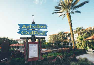 Activities Outpost in River Island at Orange Lake Resort near Orlando, Florida