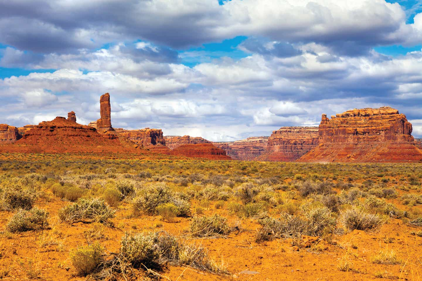 Hike the red clay trails of Arizona
