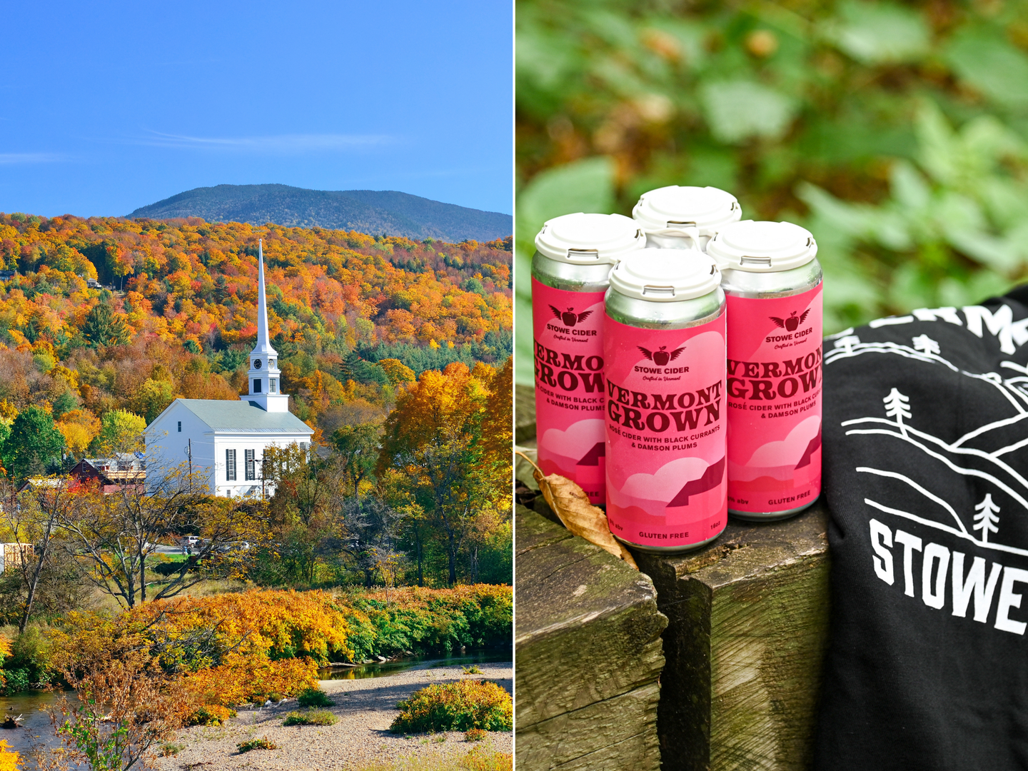 Stowe and Stowe Cider