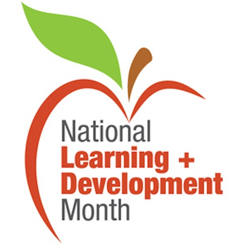 National Learning and Development Month logo from Holiday Inn Club Vacations Incorporated