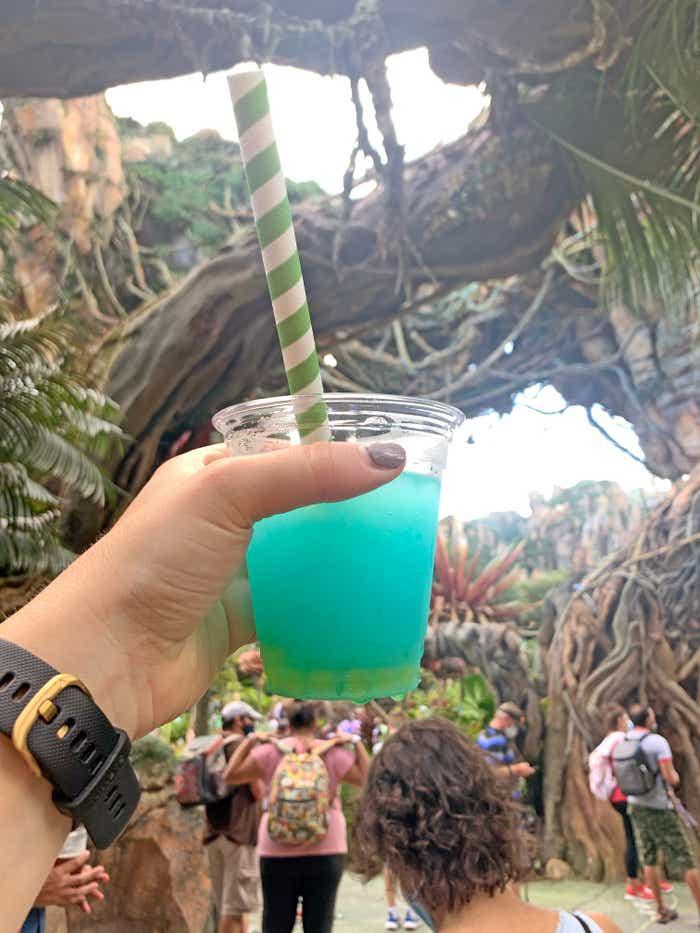 Drink at Pandora