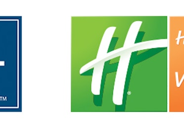 KSL Capital Partners and Holiday Inn Club Vacations logos