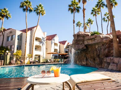 Desert Club pool