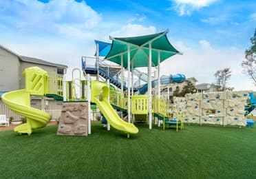 Playground at South Beach Resort