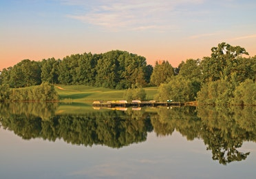 Golf course at Timber Creek Resort in De Soto, MO