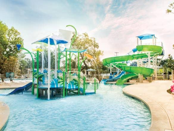 Slide at South Beach Resort