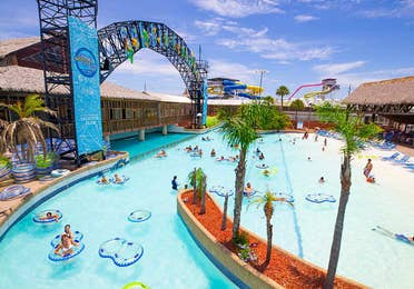 Schlitterbahn Galveston near Galveston Seaside Resort.