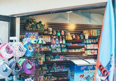 Sun Shop in North Village at Orange Lake Resort near Orlando, Florida