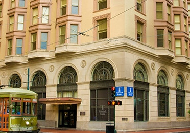 Exterior view of Holiday Inn Club Vacations New Orleans Resort